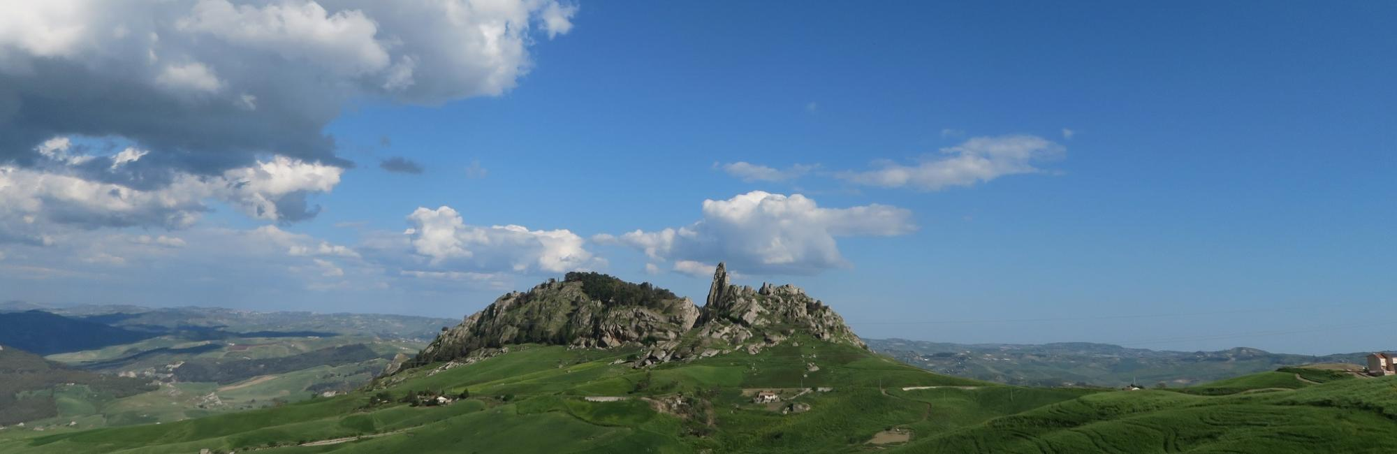Magna Via in Sicily: from Palermo to Agrigento