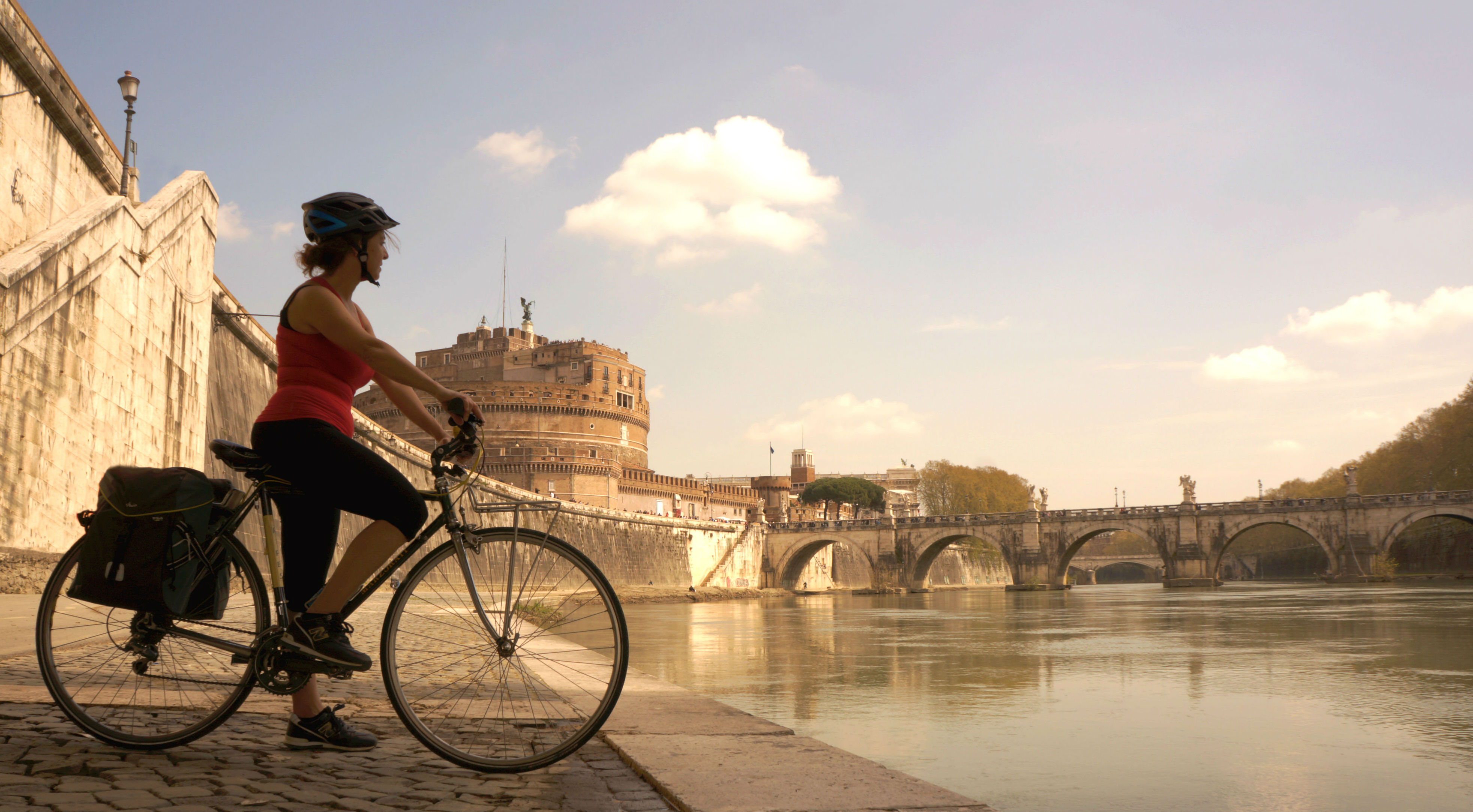 Siena to Rome Cycling