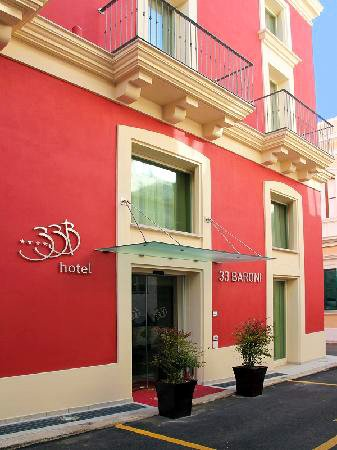 Hotel 33 Baroni Gallipoli