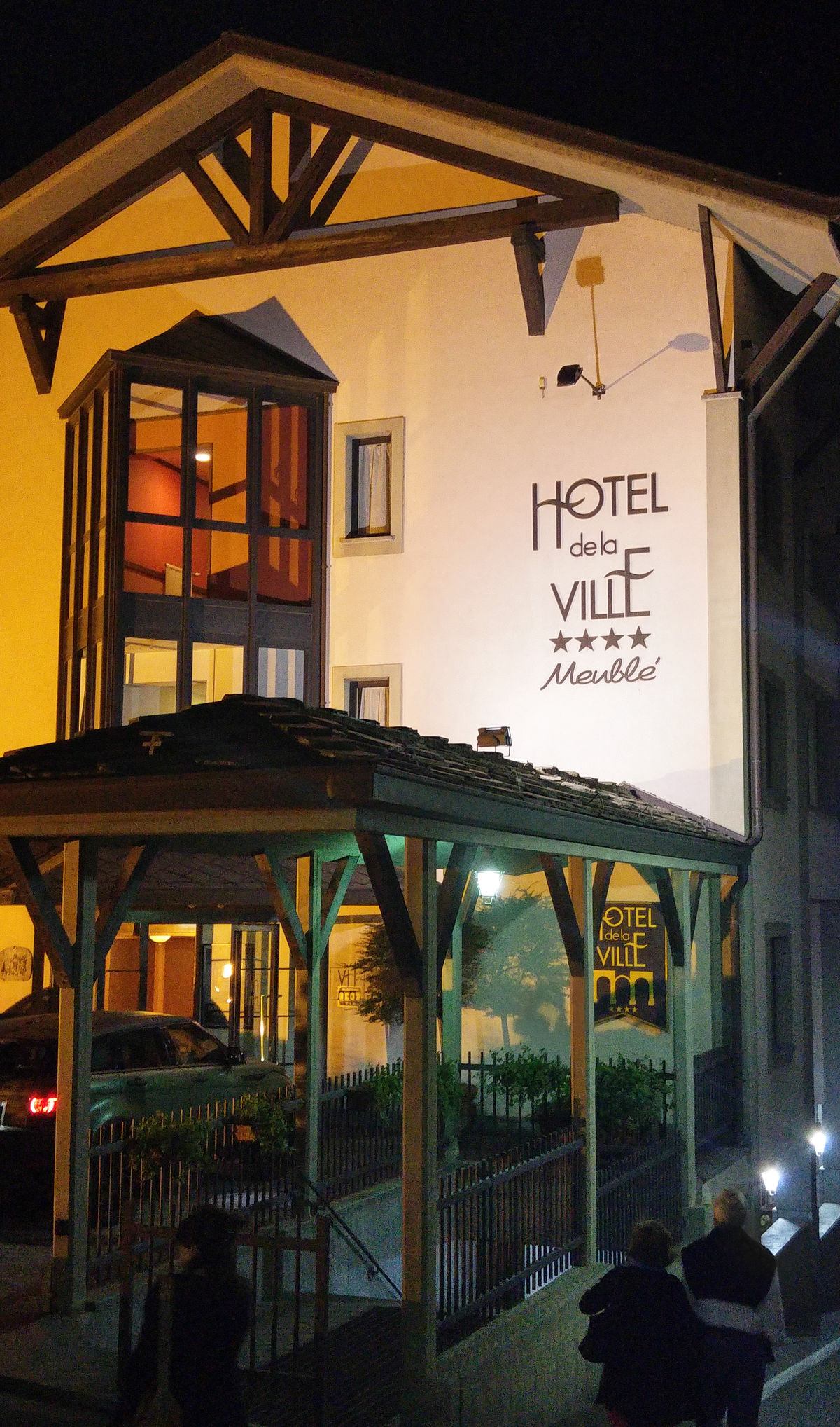 Hotel La Chance Saint Vincent