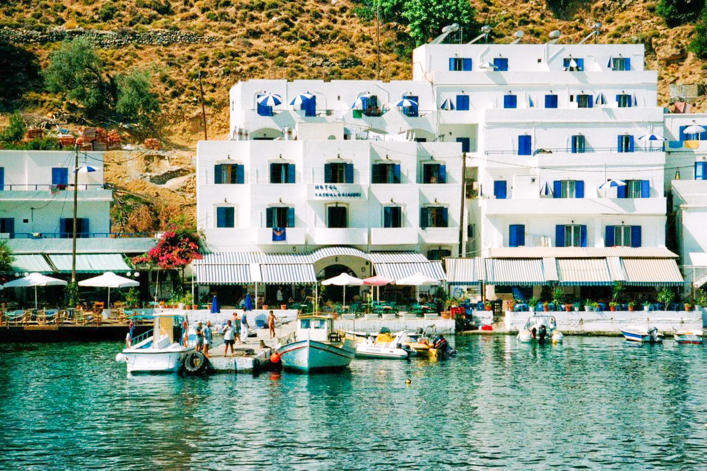 Madares Pension Loutro