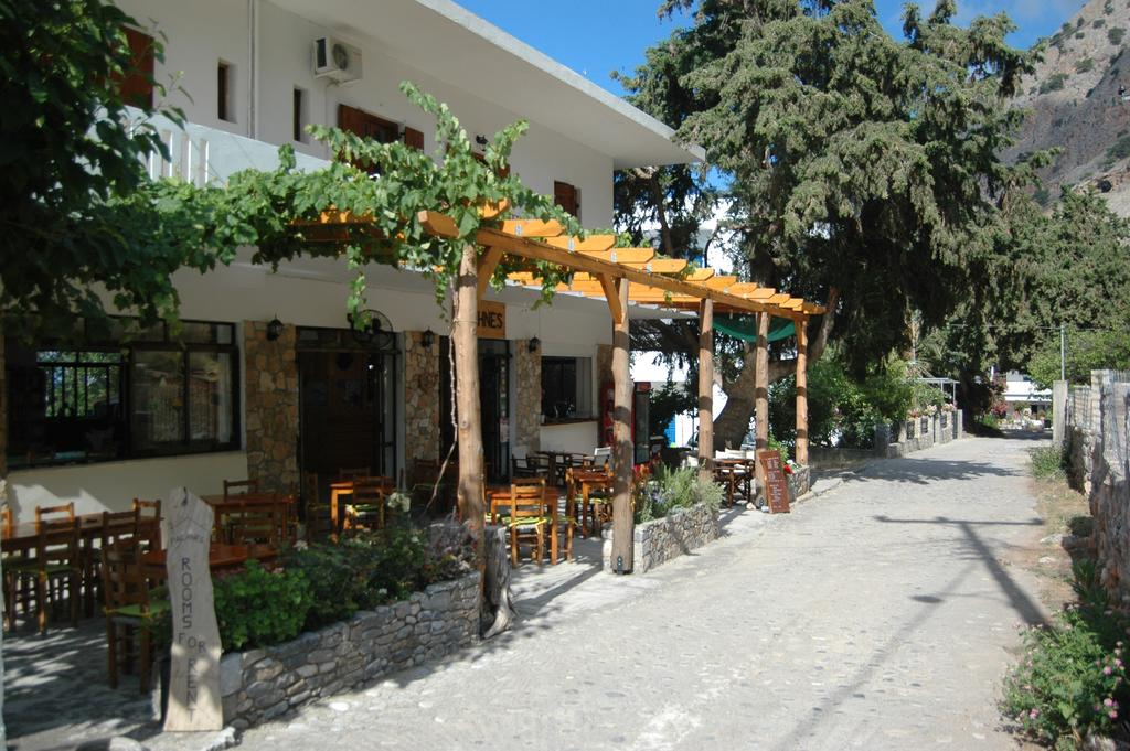 B&B Pachnes Pension Agia Roumeli